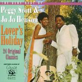 Very Best of Peggy Scott & Jo Jo Benson - Lover's