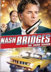 Nash Bridges - 3rd Season (5-DVD)
