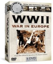 WWII: War in Europe (6-DVD)