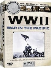 WWII: War in the Pacific (6-DVD)