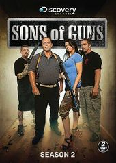 Sons of Guns - Season 2 (2-DVD)