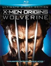 X-Men Origins: Wolverine (Blu-ray, Includes