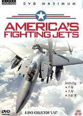 Aviation - America's Fighting Jets (4-DVD)