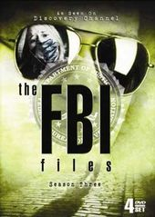 FBI Files - Season 3 (4-DVD)