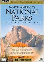 Travel Adventure Nature: America's National Parks