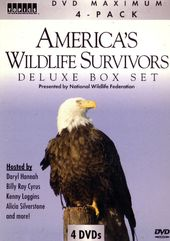 America's Wildlife Survivors (4-DVD)