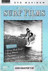 Surfing - Classic Surf Films from the 50s & 60s