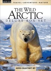 The Wild Arctic [Box Set] (4-DVD)