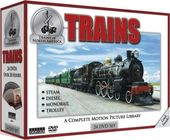 Trains - Trains of North American: A Complete