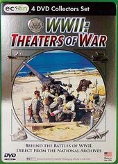 WWII: Theaters Of War (4-DVD)