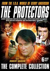 The Protectors - Complete Collection (6-DVD)