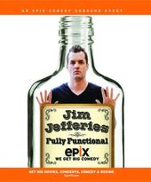 Jim Jefferies: Fully Functional (Blu-ray)