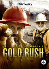 Gold Rush - Season 2 (4-DVD)