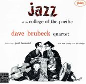 Jazz At The College of The Pacific (Live)