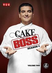 Cake Boss - Season 4 - Volume 2 (2-DVD)