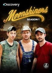 Moonshiners - Season 1 (2-DVD)