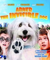 Abner the Invisible Dog (Blu-ray)