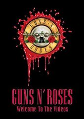 Guns N' Roses - Welcome to the Videos (Amaray