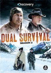 Dual Survival - Season 2 (3-DVD)
