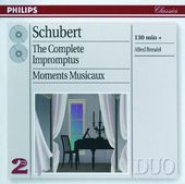 Schubert: The Complete Impromptus / Moments