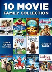 10 Movie Family Collection (Little Hercules / The