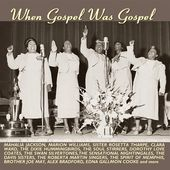 When Gospel Was Gospel