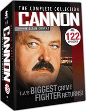 Cannon - Complete Collection (20-DVD)