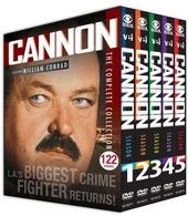 Cannon - Complete Collection (31-DVD)