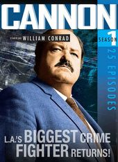 Cannon - Season 1 (6-DVD)