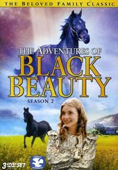 The Adventures of Black Beauty - Season 2 (3-DVD)