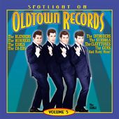 Spotlight On Old Town Records, Volume 5