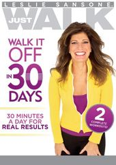 Leslie Sansone - Walk It Off in 30 Days