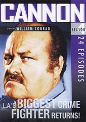 Cannon - Season 4 (6-DVD)