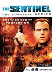 The Sentinel - Complete Series (17-DVD)