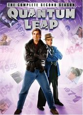 Quantum Leap - Complete 2nd Season (3-DVD)