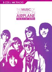 The Music of Jefferson Airplane (3-CD Box Set)