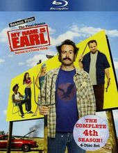 My Name is Earl - Season 4 (Blu-ray)