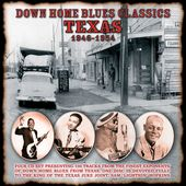 Down Home Blues Classics: Texas 1948-1954 (4-CD)