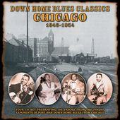 Down Home Blues Classics: Chicago 1946-1954 (4-CD)