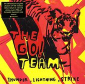 Thunder, Lightning, Strike (180GV - Red & Yellow