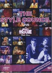 The Style Council - Live At Full House Rock Show