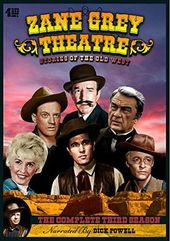 Zane Grey Theatre - Complete 3rd Season (4-DVD)