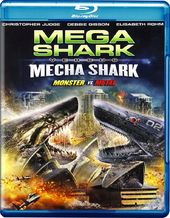 Mega Shark vs. Mecha Shark (Blu-ray)