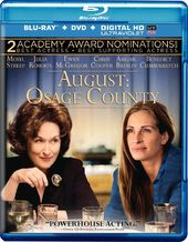 August: Osage County (Blu-ray + DVD)
