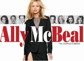 Ally McBeal - Complete Series (32-DVD)