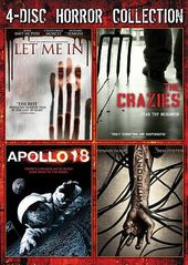 Horror Collection (Let Me In / The Crazies /