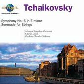Symphony 5 in E Minor / Serenade for Strings