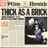 Thick As A Brick (180GV + 24 Page Booklet)