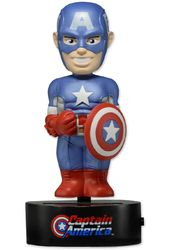 Marvel Comics - Captain America - Body Knocker