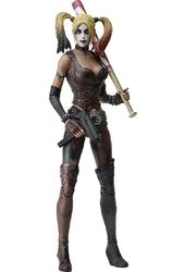 DC Comics - Harley Quinn - 1/4 Scale Action Figure